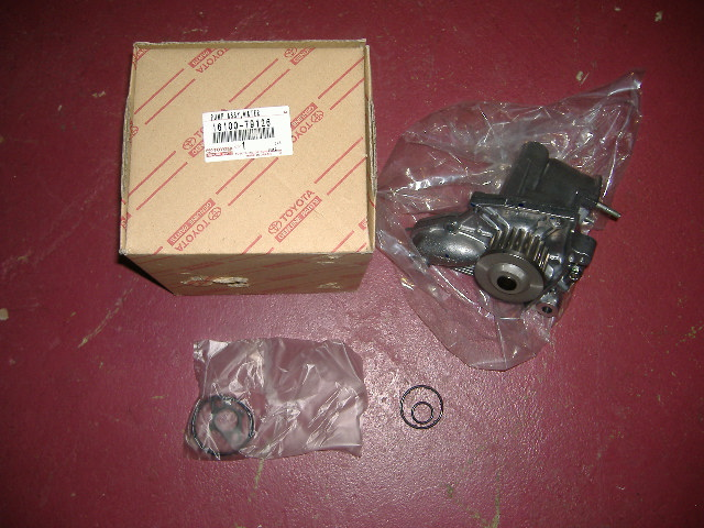 5sfe Water Pump