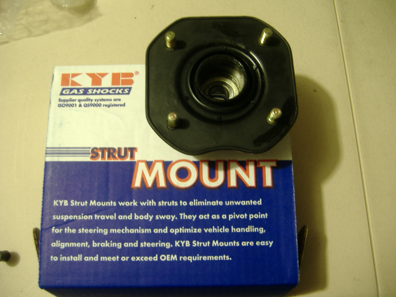 KYB MKII MR2 Front Upper Suspension Mount | Twos R Us