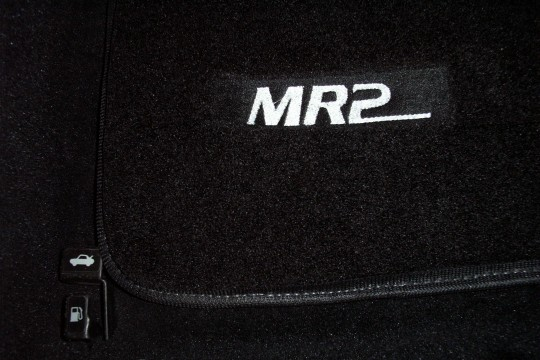 Mki Mr2 Reproduction Floor Mats Twos R Us