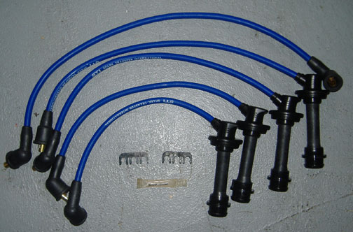 Mki Mr2 Spark Plug Wire Set Twos R Us
