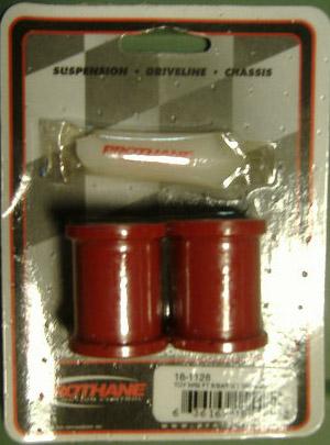 Prothane 18-1126 Red 19 mm Front Sway Bar Bushing Kit