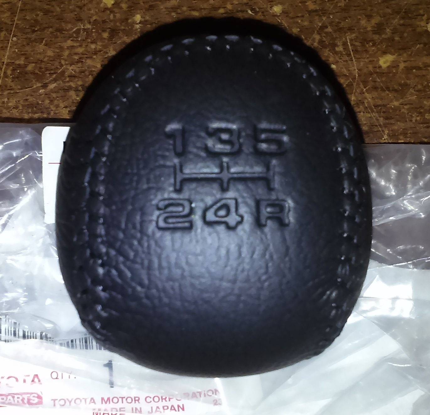 93 Mr2 Leather Shift Knob Twos R Us