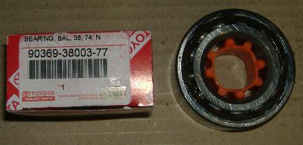 Mki Mr2 Rear Wheel Bearing Replacement Kit Twos R Us