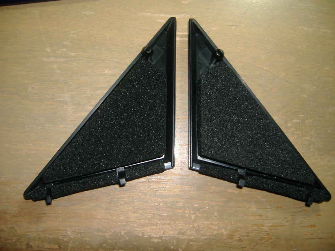 Mki Mr2 Reproduction Interior Mirror Trim Triangle
